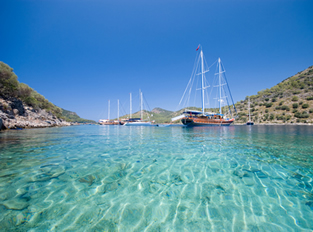 Blue Cruise Holidays Turkey and Greak Islands